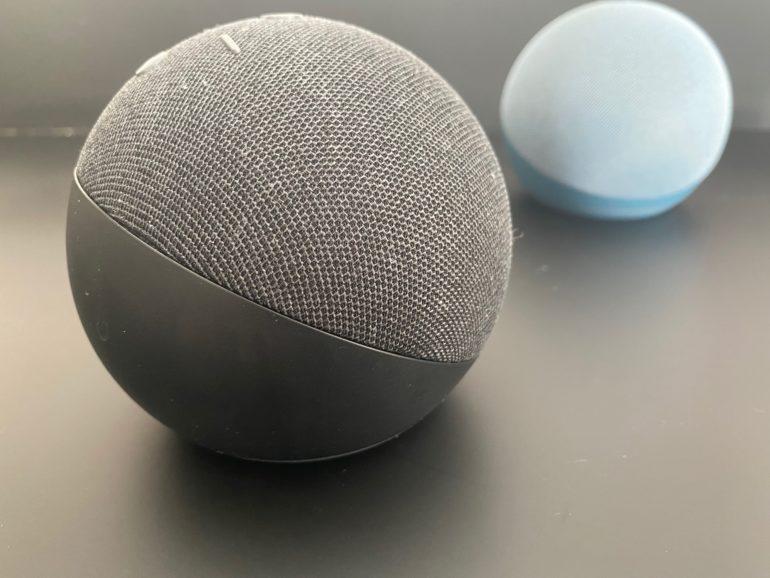 Echo Dot 4 2