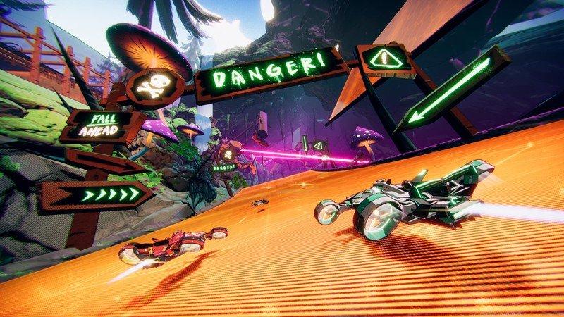 """""""Warp Drive – Teleport Racing!"""" ar …"""
