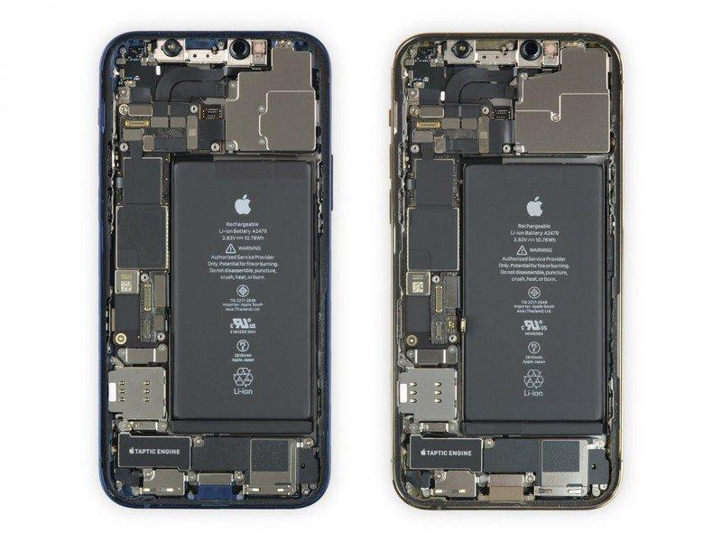 Batterie più grandi in iPhone, iPad e M …