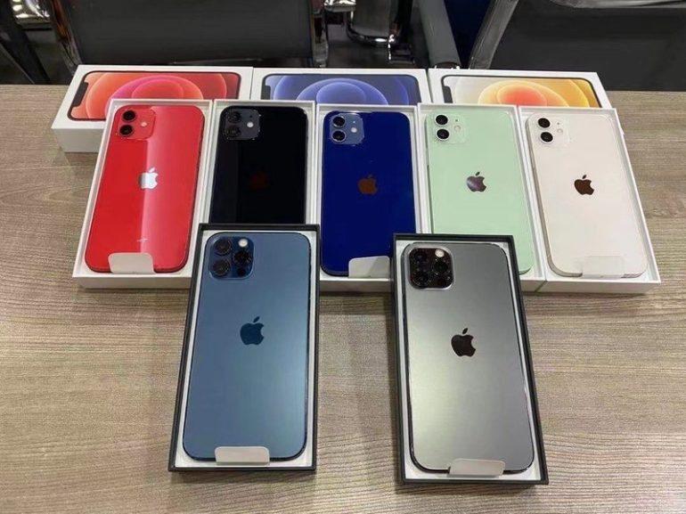 colorazioni iPhone 12