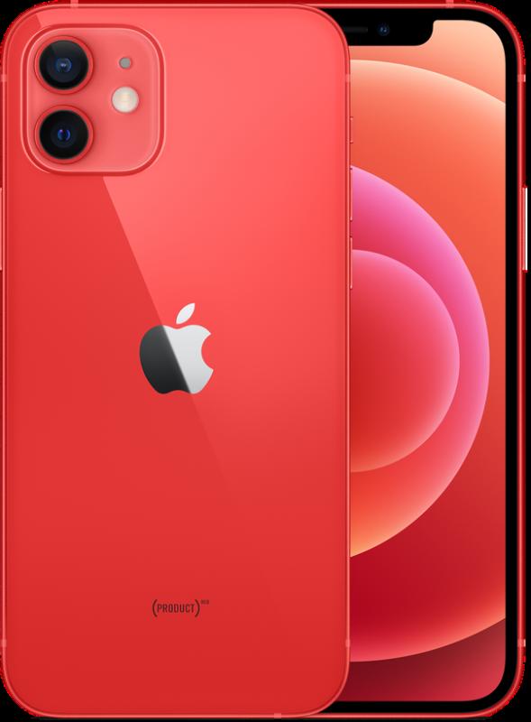 iphone 12 rosso