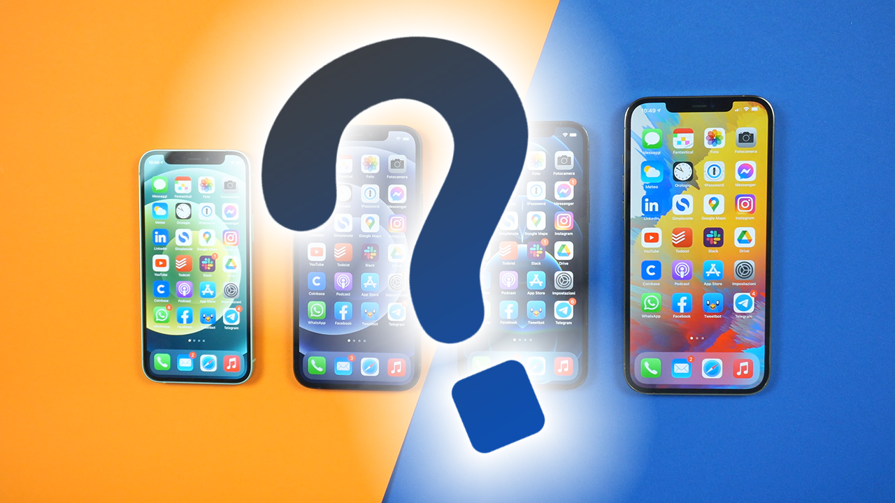 iPhone 12: quale scegliere? – VIDEO