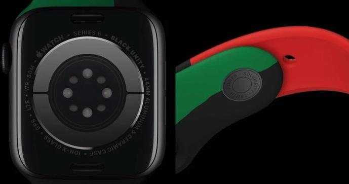 Apple Watch Black Unit