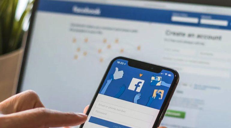 disconnessione app facebook