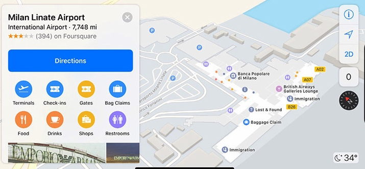apple Indoor Mapping Data Format