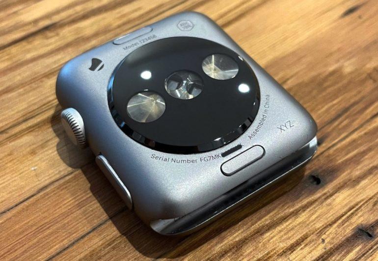 apple watch prototipo 2014