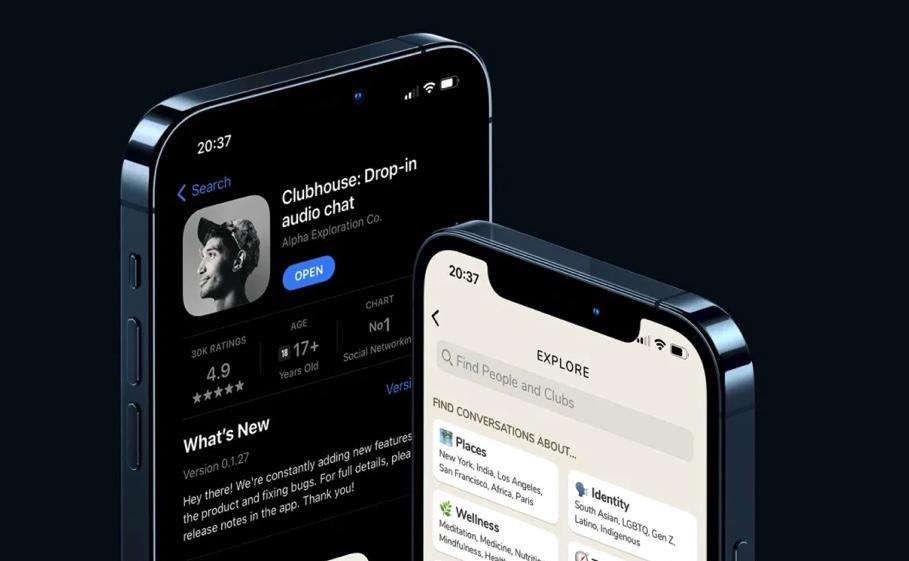 I dati di 1,3 milioni di utenti Clubhous …