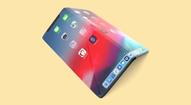 iphone pieghevole