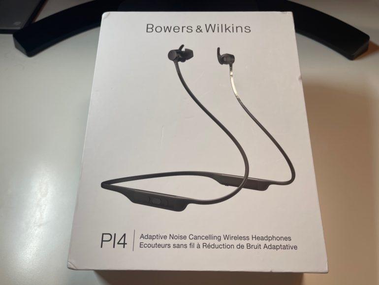 confezione Bowers & Wilkins PI4