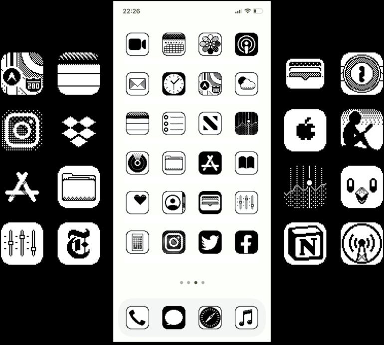 macintosh iphone