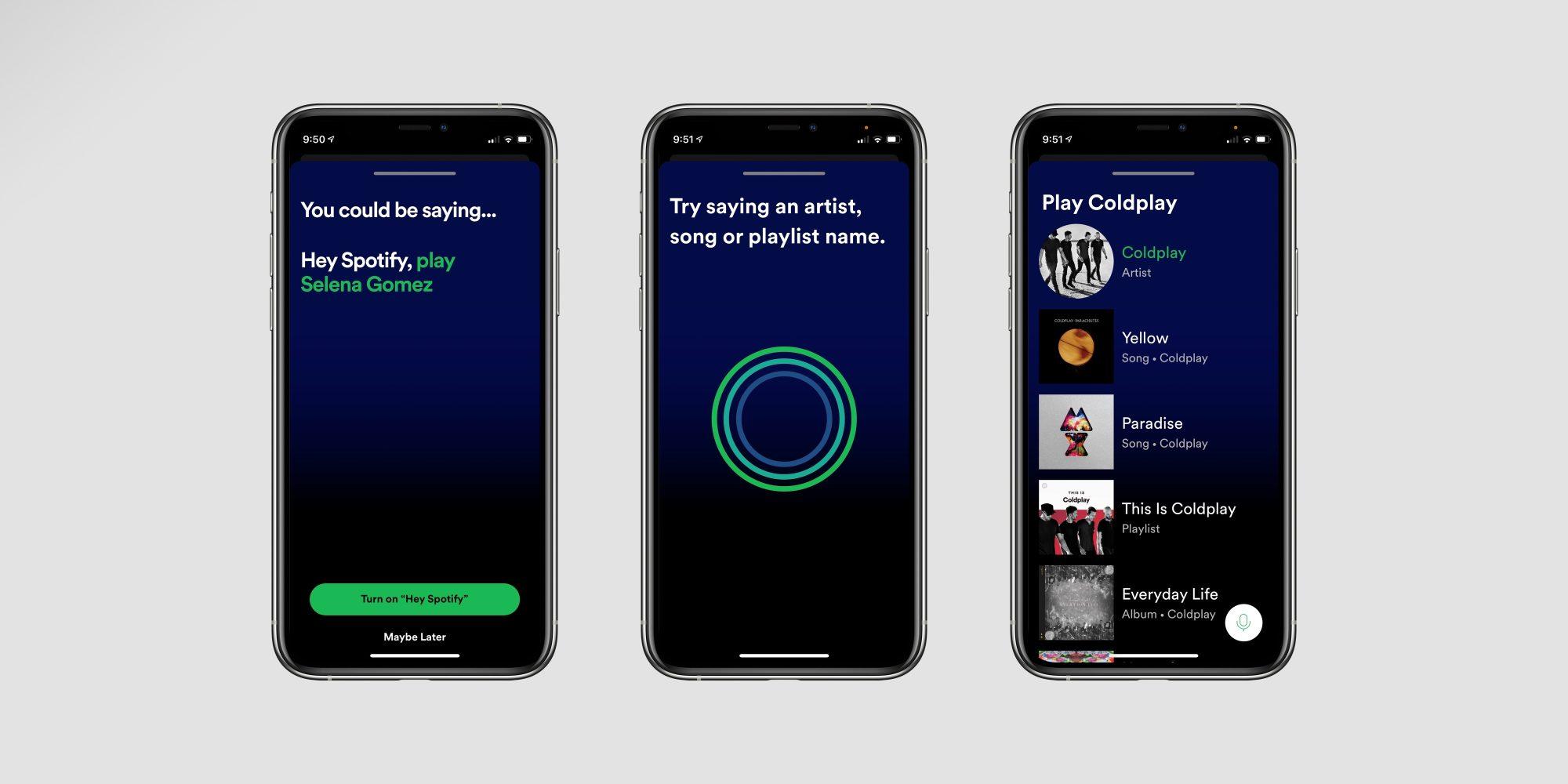"""""""Hey Spotify"""": l'assistente virtua …"""