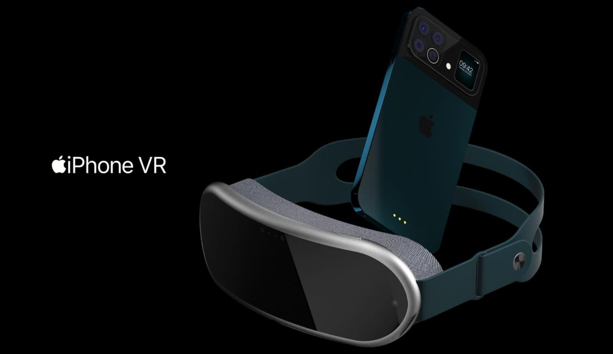 Concept immagina un iPhone VR con specif …