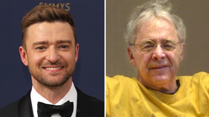 Justin Timberlake sarà Chuck Barris in  …