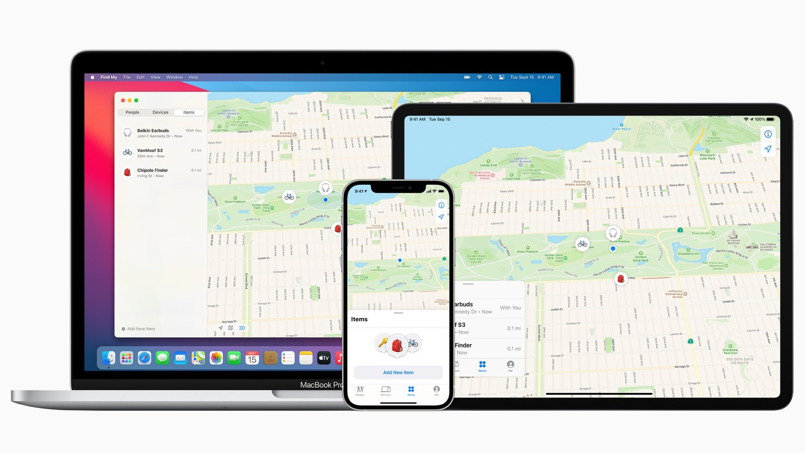 Apple annuncia il programma Find My Netw …