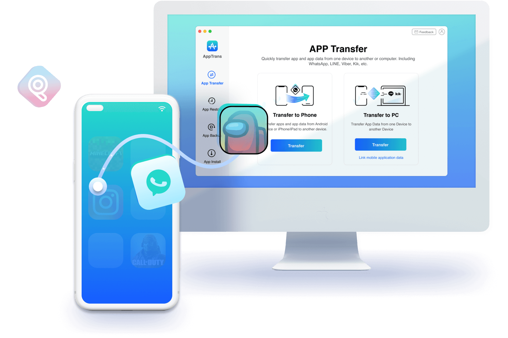 AppTrans: il software per trasferire app …