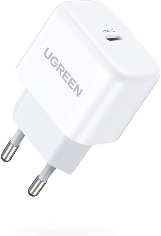 caricatore usb-c mini