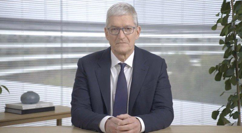 """Tim Cook: """"Apple non è contro la pubb …"""