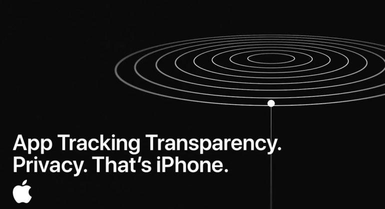 trasparenza tracciamento apple
