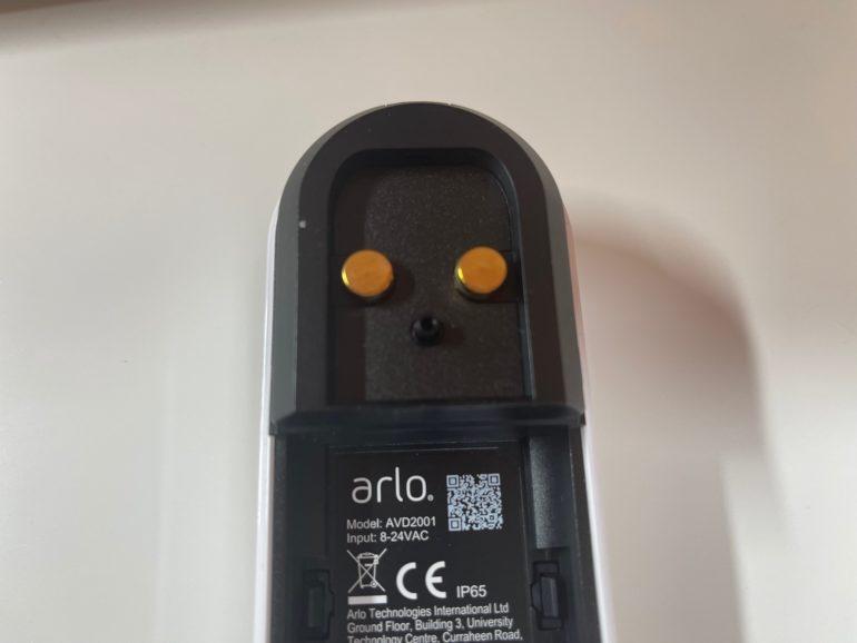 Arlo Essential Video Doorbell 3