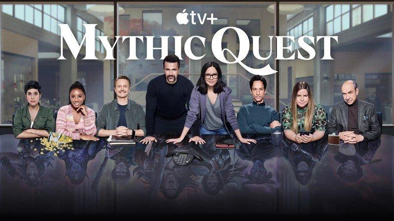 La seconda stagione di Mythic Quest è d …