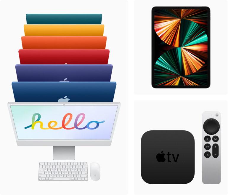iMac, iPad Pro e Apple TV 4K 2021 presto negli Apple Store