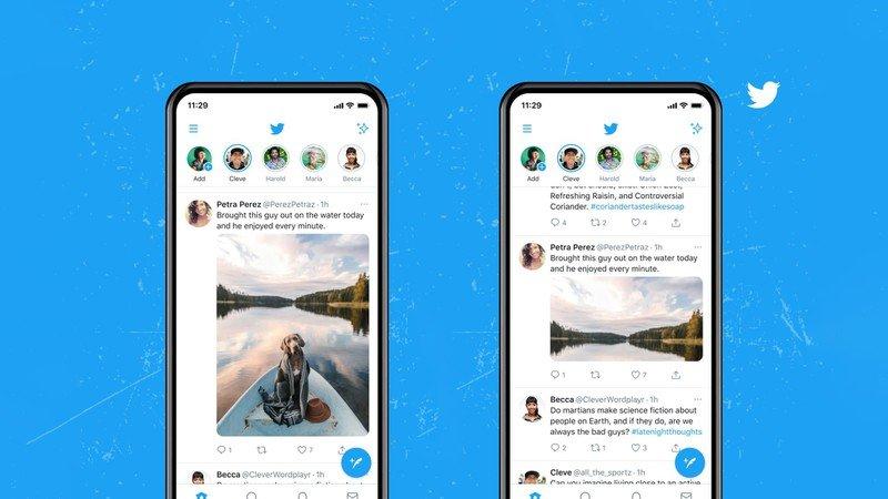 Twitter supporta immagini più grandi ne …