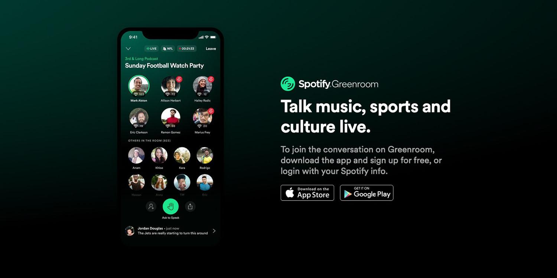 Spotify Greenroom: un altro competitor d …