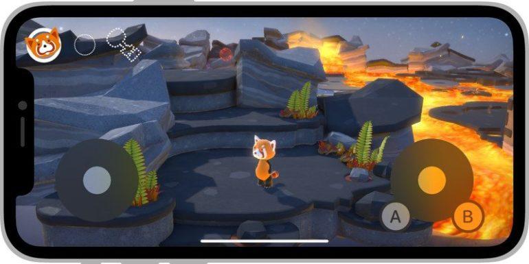 virtual game ios 15