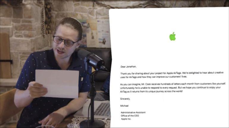 AirTag-Apple-lettera