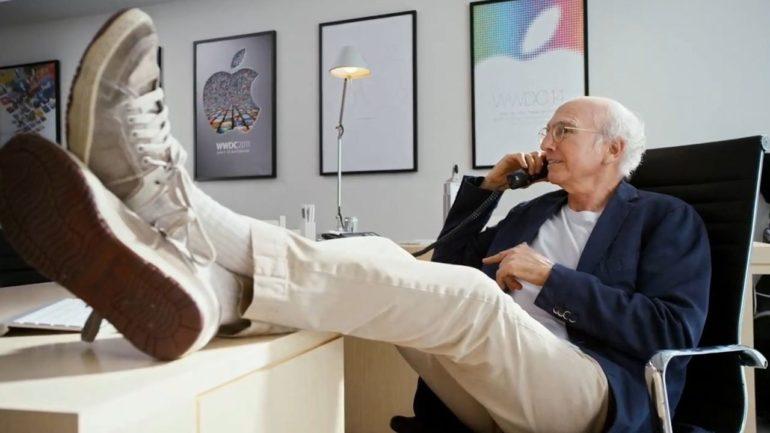 Larry David app store