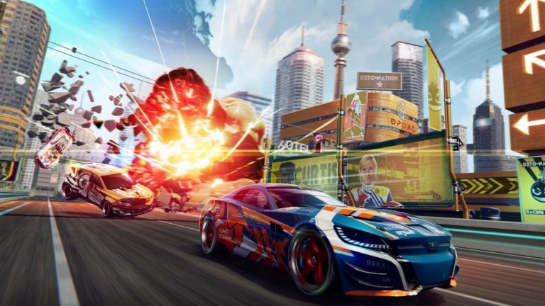 Detonation Racing è disponibile su Appl …