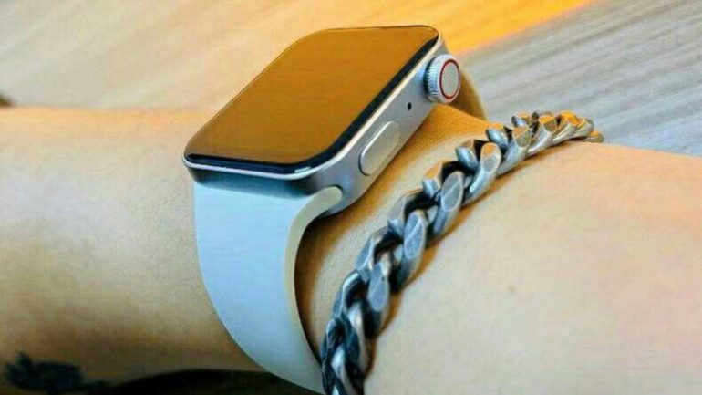 apple watch 7 clone
