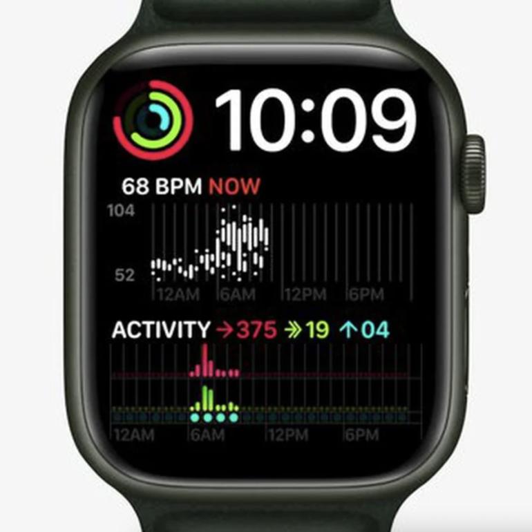quadranti apple watch 7