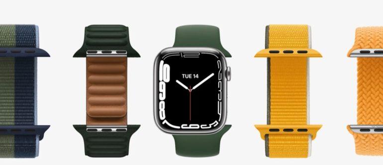 apple watch 7 cinturini