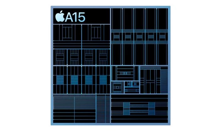 A15 iPhone 13 Pro