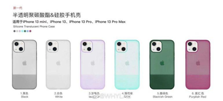 case iphone 13