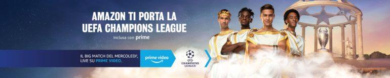 champions league amazon