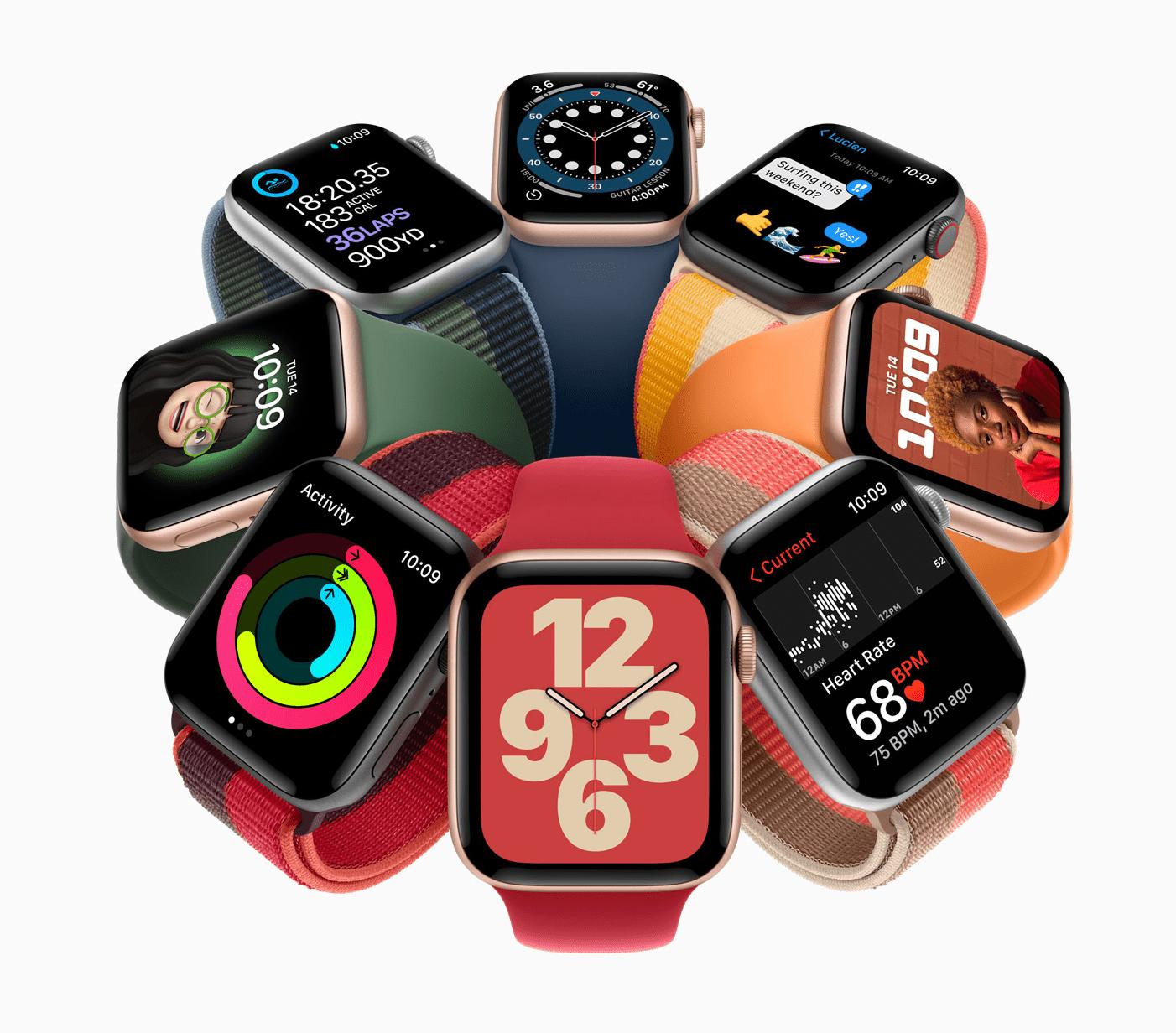 Apple Watch Series 8 potrebbe arrivare i …