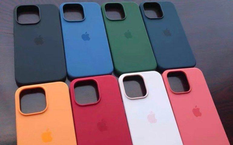 colori custodie iphone 13