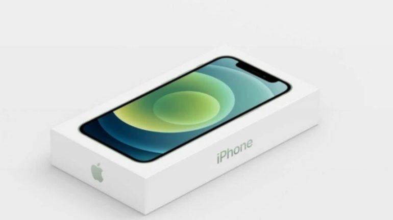 confezione iphone 13