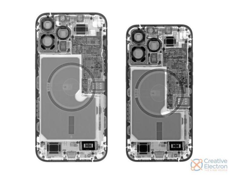 ifixit-iphone-13-models-xray