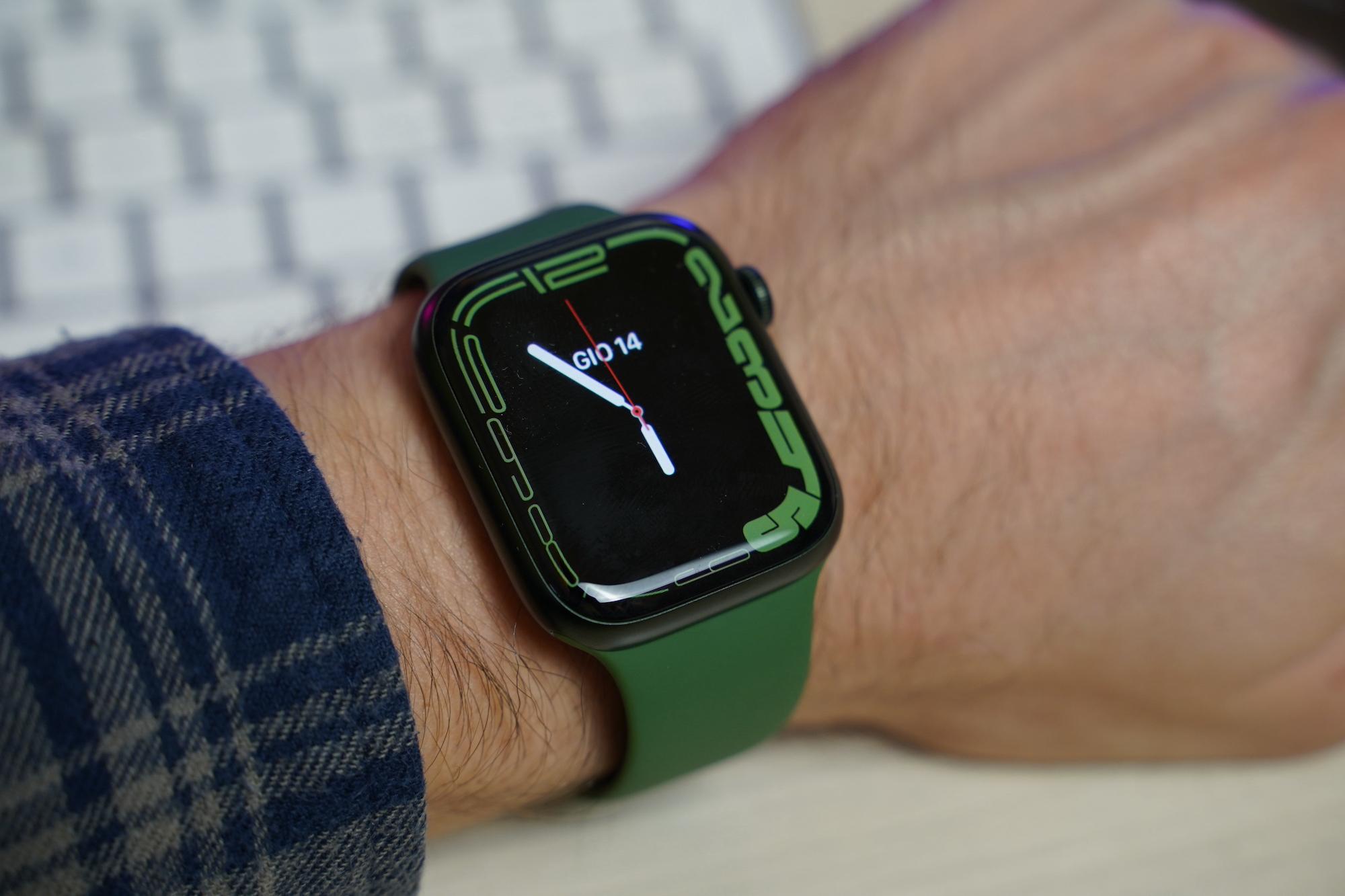 I primi Apple Watch Series 7 arrivano ne …