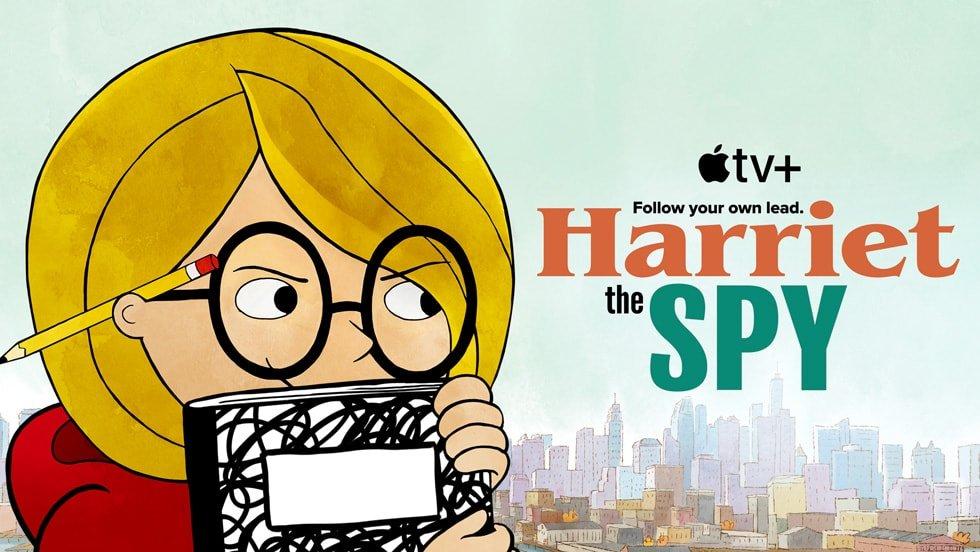"La serie animata ""Harriet the Spy"" a …"