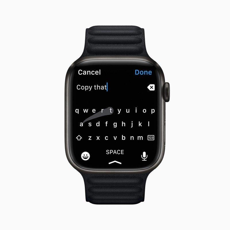 watchOS 8.1 apporta una modifica nell' …