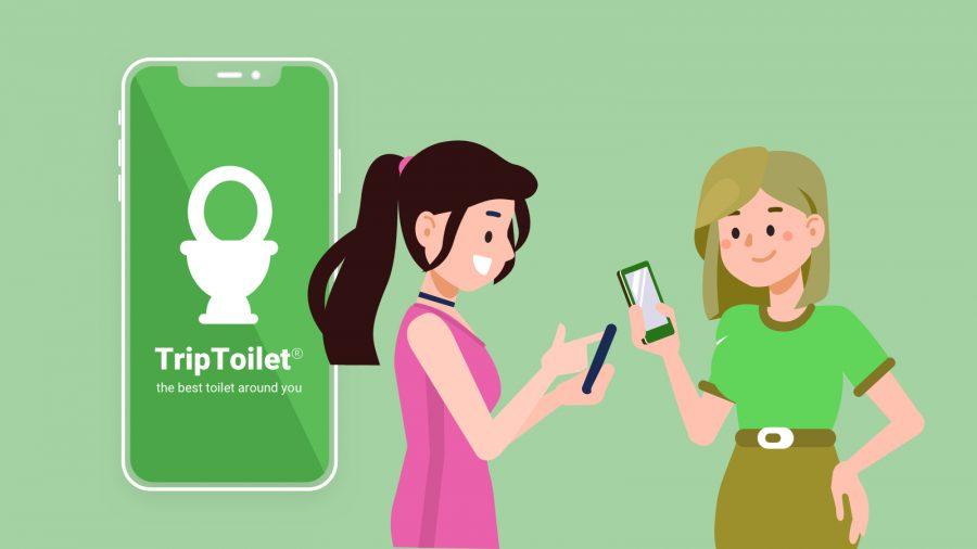 TripToilet: mai più senza bagno!